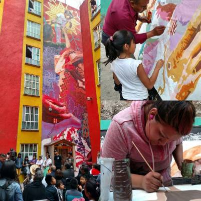 1Mexico City Mural