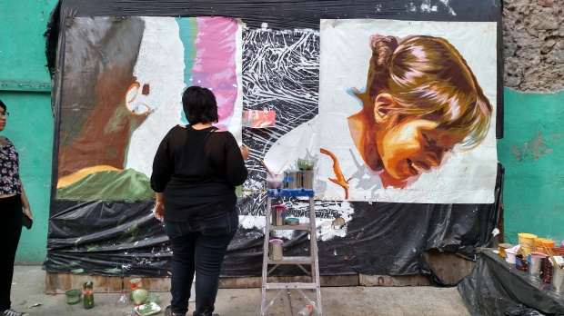6Mexico City Mural